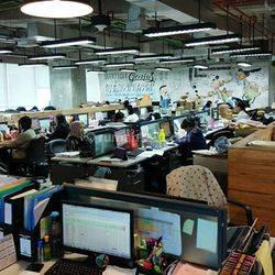 Kantor di Office 88 Kota Kasablanka 1 lantai Luas 1700m Murah 40 juta/m