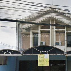 Ruko Strategis Pinggir Jalan Raya Kiaracondong