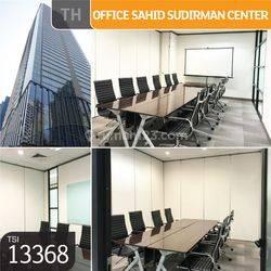 Office Sahid Sudirman Center, Jakarta Selatan, 50 m², Lt 45, HGB