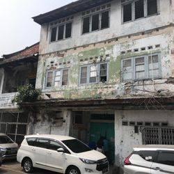 Ruko Gandeng 3 di Jl.Tiang Bendera, Kota Tua Jakarta. Ruko Siap Pakai!!