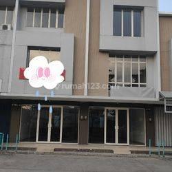 Ruko Cosmo Centre 2 Lantai Lippo Cikarang Lokasi Sangat Strategis