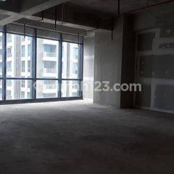 Office @Treasury Tower - District 8, SCBD, Kebayoran Baru, Jakarta Selatan. Luas 141 m2