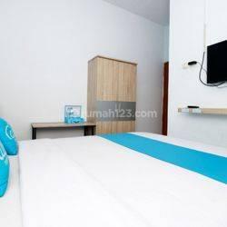 Kos-kosan berjalan dengan 35 Kamar Tidur, Luas Tanah 175 m2, 5 Lantai