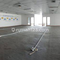 Murah! Office Space 566 sqm APL Tower at Central Park - Unfurnished