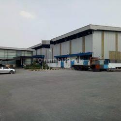 Pabrik dan Kantor siap pakai