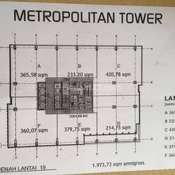 Office Space Metropolitan Tower