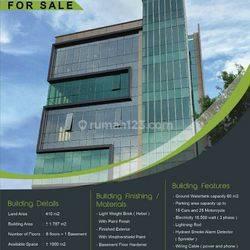 Gedung Baru di Mampang Prapatan
