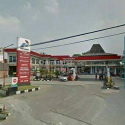 Pom Bensin SPBU Pondok Cabe Tanggerang Selatan