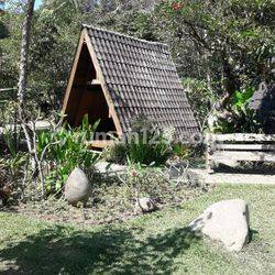 cafe asri dan tempat pemancingan