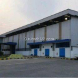 Eks Pabrik di Raya Serang