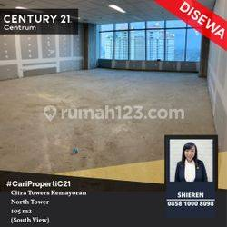 office space citra towers kemayoran high zone