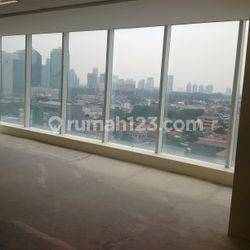 Office space Sahid sudirman center office tower 280 sqm