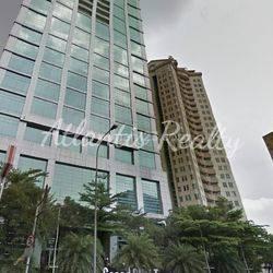 Perkantoran Grand Slipi Tower, Office Space 1 Lantai Full  Siap Pakai