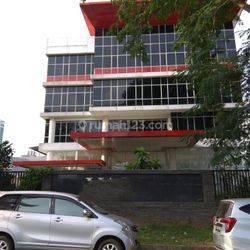 Gedung baru, masih bagus, di BSd, harga murah, harus cash