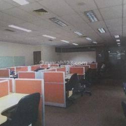 Murah!! ruang kantor lt 20 wisma 76 Slipi Jakarta barat