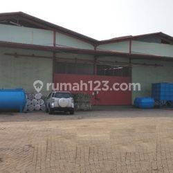 (GA0762-CS) Pabrik siap pakai daerah industri