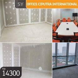 Office Ciputra International, Rawa Buaya, Jakarta Barat, 76,3 m², Lt 12, HGB