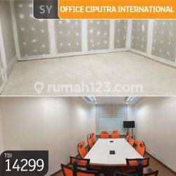 Office Ciputra International, Rawa Buaya, Jakarta Barat, 42,3 m², Lt 12, HGB