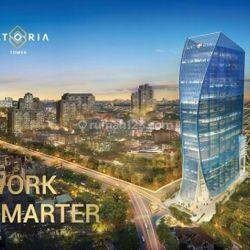 A.32.SATORIA TOWER - SISA 25% - Office Building for SMART WORKERS (GRADE A+++++)
