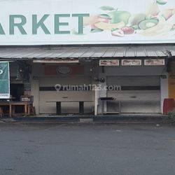 Kios murah bagus Pasar Modernland hadap jalan raya