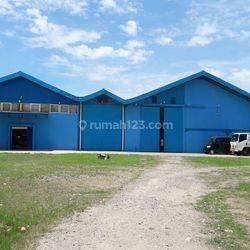 (GA20068-CS) Pabrik siap pakai, bisa industri di Jurumudi