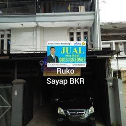 Ruko Siap Pakai BKR Buahbatu Kota Bandung.