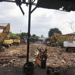 Tanah semi Gudang Jl,KH.Hasyim Ashari cipondoh tanggerang