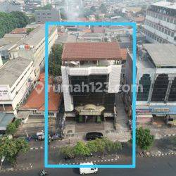Gedung Di Mangga Besar Raya Jakarta barat