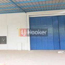 Dijual 2 Unit Gudang Gandeng Sepatan Tangerang