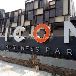 Ruko Multi Bisnis di Icon Business 5 di BSD.Ada Discount lho