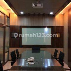 APL Office Tower Central Park Podomoro City, furnished 254 meter