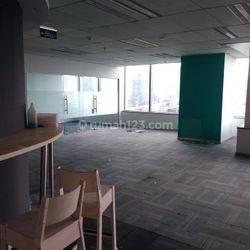 office space DBS Tower, Ciputra World 1 kuningan jakarta selatan
