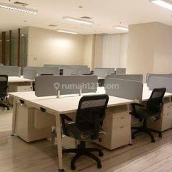 AR1- Premium Office Space in Strategic 88 Kota Kasablanka Office Building