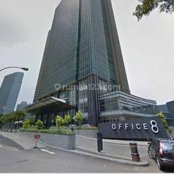 OFFICE 8 @ SENOPATI 439m FULLY FURNISHED - BEST VIEW Rp 53 Juta/m