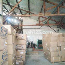 Gudang Cocok Untuk Usaha di Laswi Raya