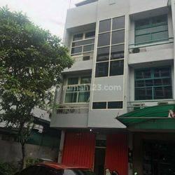 Ruko 4 Lantai di Perkantoran Buncit Mas, Jakarta Selatan