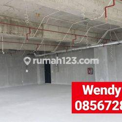 MUR4H !!! FOR SELL RUANG KANTOR STRATEGIS sz. 270,6 SQM , iDR. 42 JT/M2 (( SOPO DEL TOWER ))