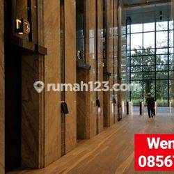 RUANG KANTOR (( FOR LEASE )) at DISTRICT 8 - SCBD sz. 284 SQM, IDR 220 RB/M2/BLN