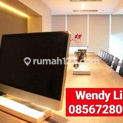 FOR SELL !! RUANG KANTOR OFFICE dkt DISTRICT 8 - SCBD , IDR. 57 JT/M2 (( SIAP PAKAI! ))