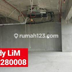 FOR SELL RUANG KANTOR At SOPO DEL TOWER  sz. 270,6 SQM, iDR. 42 JT/M2