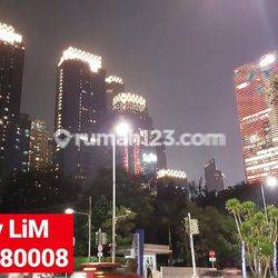 RUANG KANTOR (( FOR LEASE )) at DISTRICT 8 - SCBD sz. 531 SQM, IDR 230 RB/M2/BLN