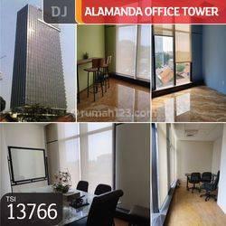 Alamanda Office Tower, Jakarta Selatan, 178 m², PPJB