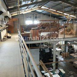 Gudang dan Pabrik Percetakan di Kapuk