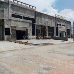 Dua gudang baru, siap pakai di Rancaekek, Cileunyi  Bandung