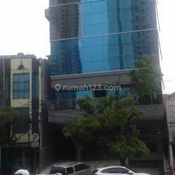 Gedung Baru, 8 Lantai, di Karet Tengsin, Tanah Abang, Jakarta Pusat
