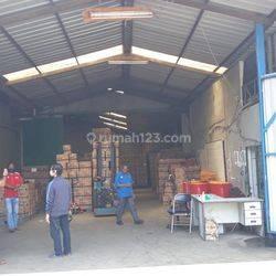 Gudang Siap Pakai di Tangerang