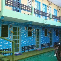 Rumah Kos di Kramat Senen, Jakarta Pusat