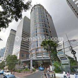 ruang perkantoran menara sudirman, office space menara sudirman, jakarta, selangkah dari pusta bisnis mega kuningan dan SCBD