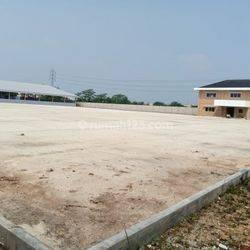 Pabrik Baru Belum Dipakai - Milenium Cikupa - Tigaraksa Tangerang