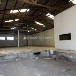 Gudang 400 m2 - Bisa Untuk Pabrik/Industri - Kapuk Poglar Pesing - Jakarta Barat
